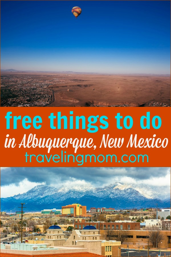 There are many free things to do in Albuquerque New Mexico as well as many low-cost things to do in Albuquerque, New Mexico