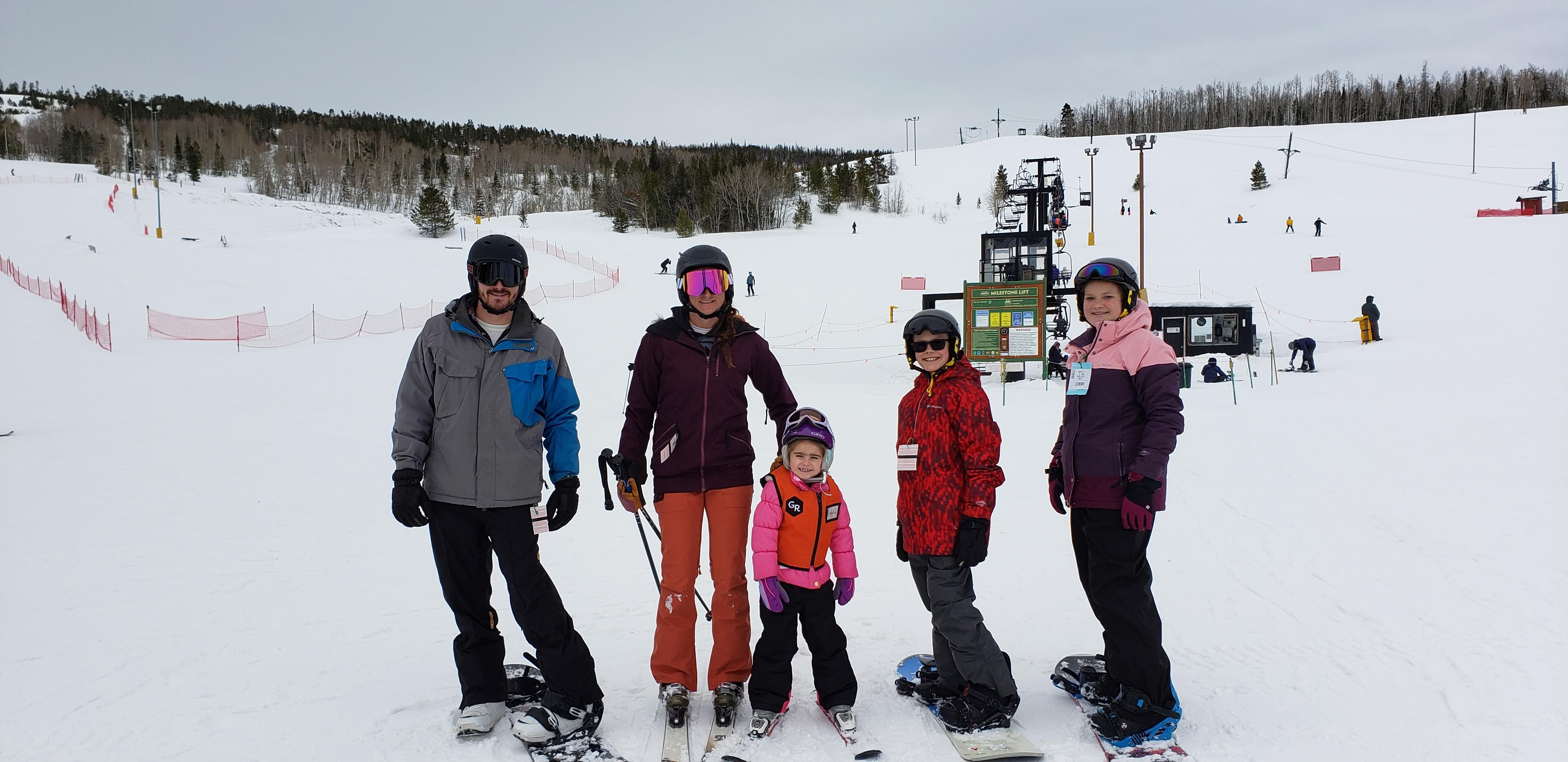 Ski at the family-friendly Granby Ranch near Grand Lake, Colorado, and skip the crowds!