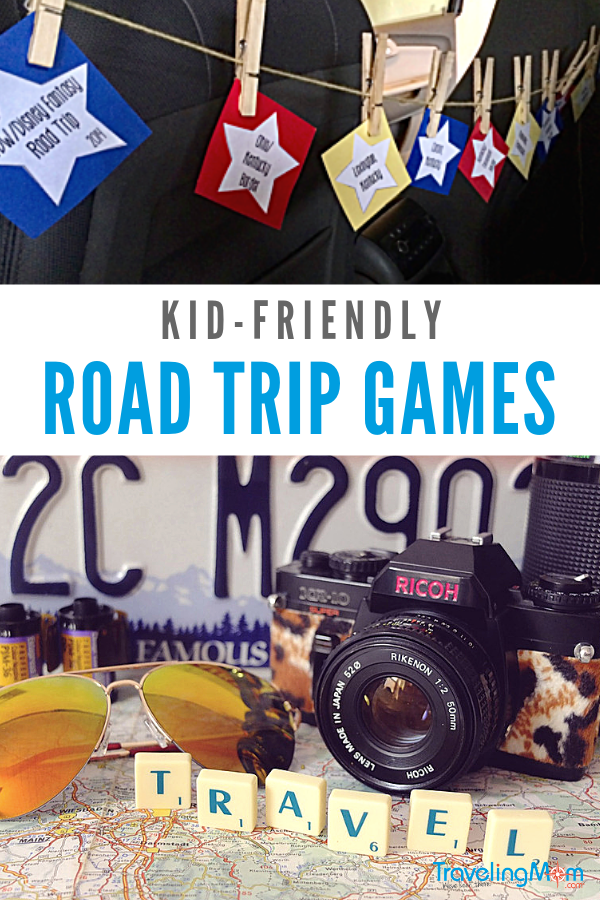 We have a list of the best family-friendly road trip games that will appeal to kids of all ages! Pass the time on long drives with silly, creative, and even educational car games for road trips!
