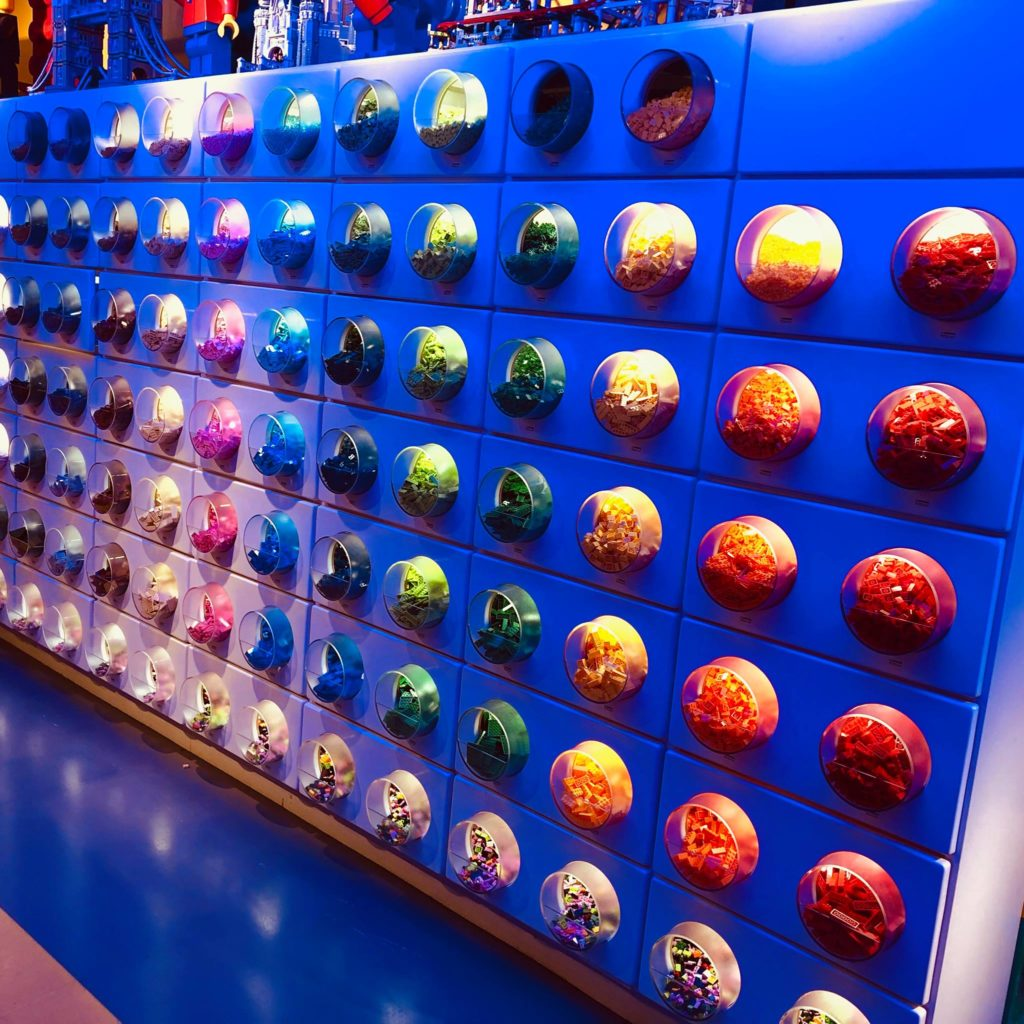 Bring your little builders to the newly opened Legoland Discovery Center in San Antonio for some brick breaking fun.