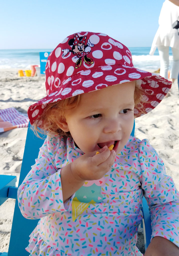 Traveling with babies and toddlers on a beach vacation requires careful planning.