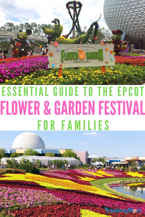 Planning a visit to Epcot Flower and Garden Festival? Then you need to check out our essential guide! We've got all the details on this year's festival, including what to do, what to see, and what to eat!