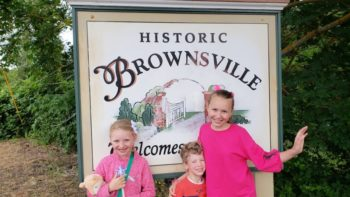 Historic Brownsville Sign
