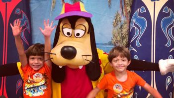 Goofy Character Breakfast at Disney's Vero Beach. Pic: R. Ocampo / LatwinoDad