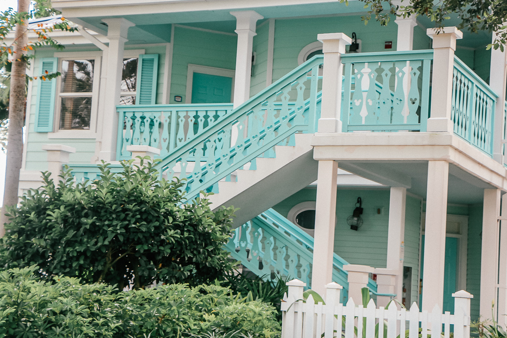 You're tempted – but is the Disney Vacation Club Worth It? Maybe the beauty of Disney's Old Key West resort will sway you