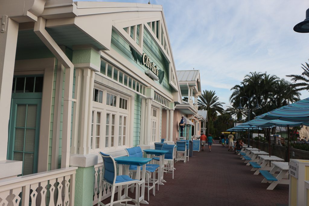 A restaurant for Disney Vacation Club owners - TravelingMom