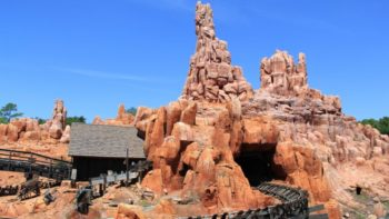 Big Thunder Mountain Railroad at Disney's Magic Kingdom Park