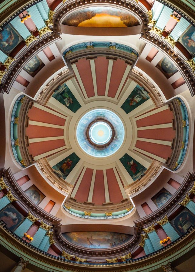 St. Louis Old Courthouse Rotunda
