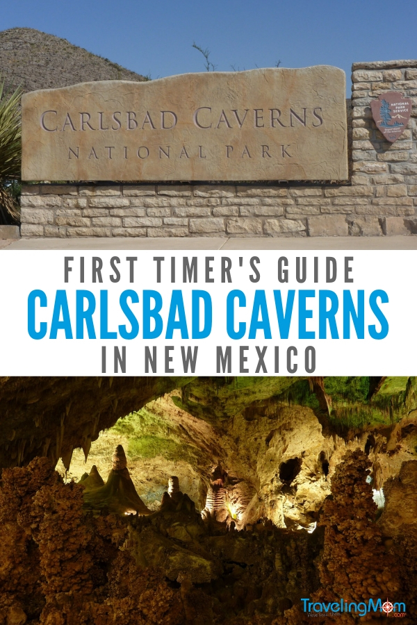 From the best time of year to visit to tips on what to do and where to stay, here's everything you need to know about visiting Carlsbad Caverns National Park in New Mexico with kids. #TMOM #NationalParks