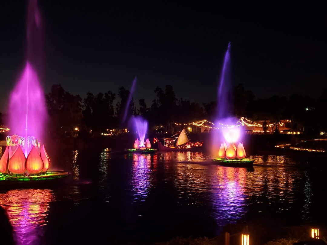 See Rivers of Light During Disney After Hours at Disney's Animal Kingdom