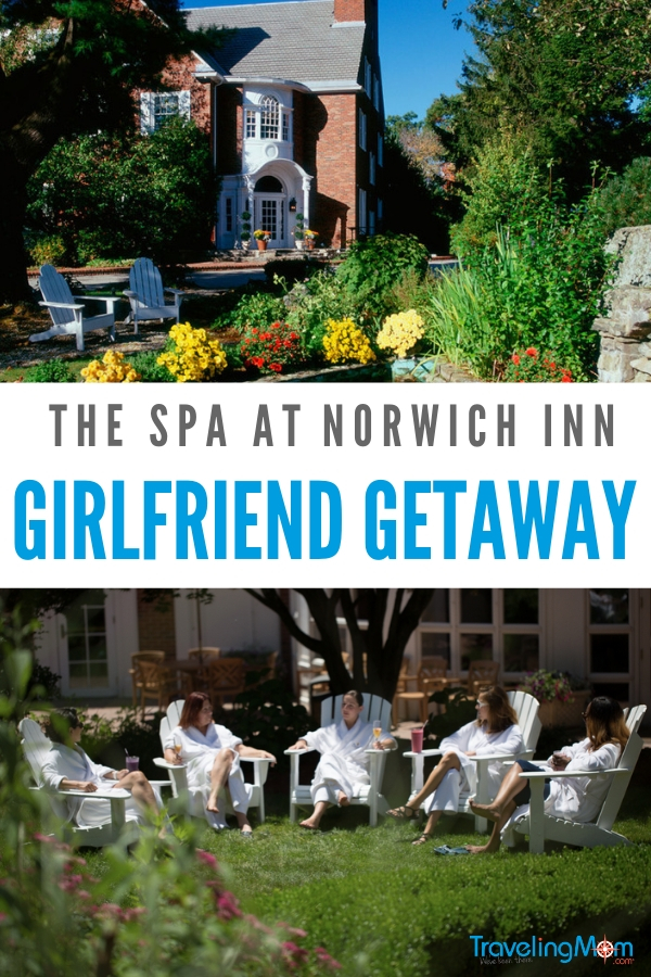 Looking for the perfect girlfriend getaway destination? Try a spa to relax and unwind. #girlfriendgetaway #travel