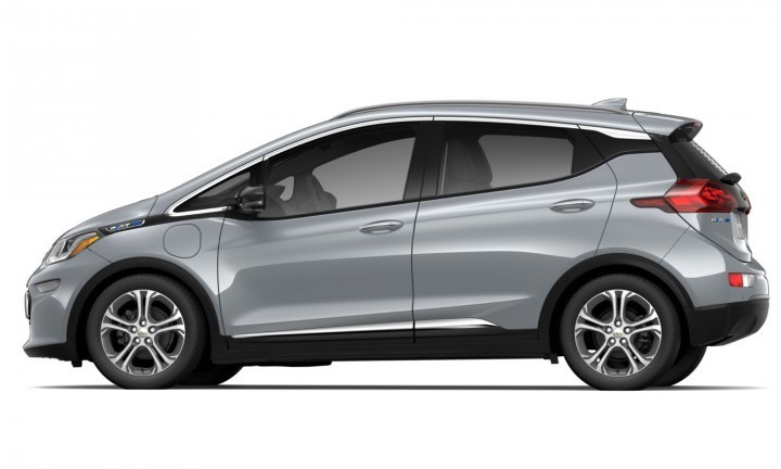 The Chevy Bolt EV