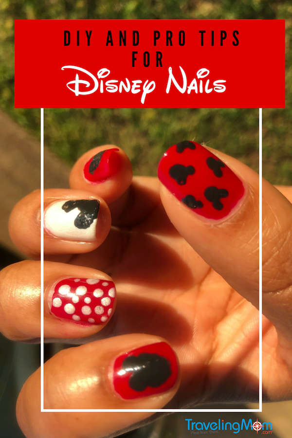 DIY Tips and Tools for Disney Nails
