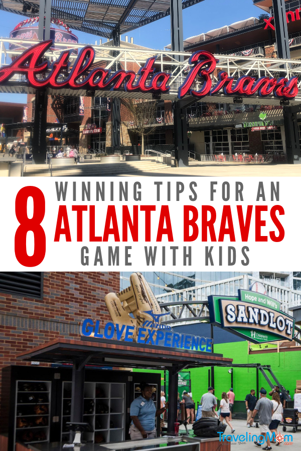 8 Tips to Take the Kids to Atlanta Braves Baseball Games | TravelingMom.com