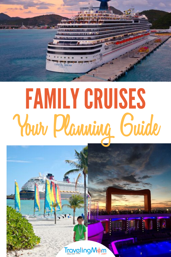 A family cruise is an awesome vacation. Let us help you plan your family cruise.