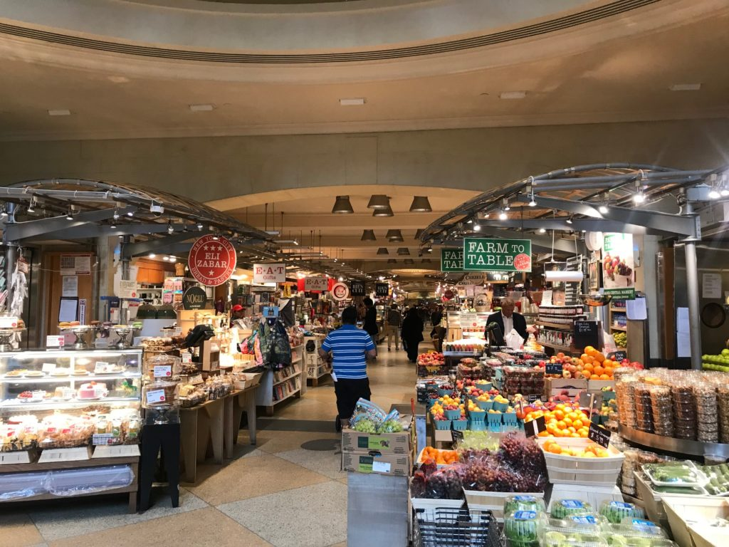 Grand Central in New York market