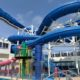 Norwegian Joy review -- water slide.