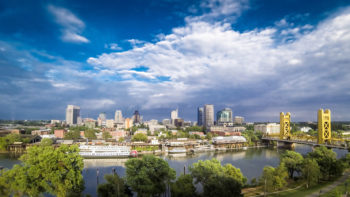Sacramento Skyline. free things to do in Sacramento