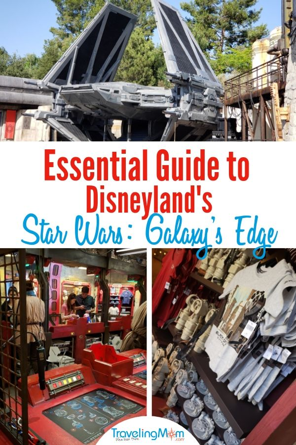 Find everything you need to know about Star Wars: Galaxy's Edge at Disneyland in this insider's guide.
