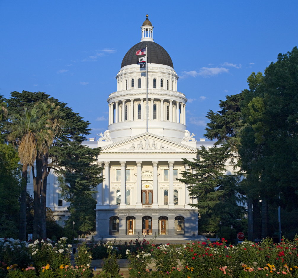 California State Capitol. free things to do in Sacramento