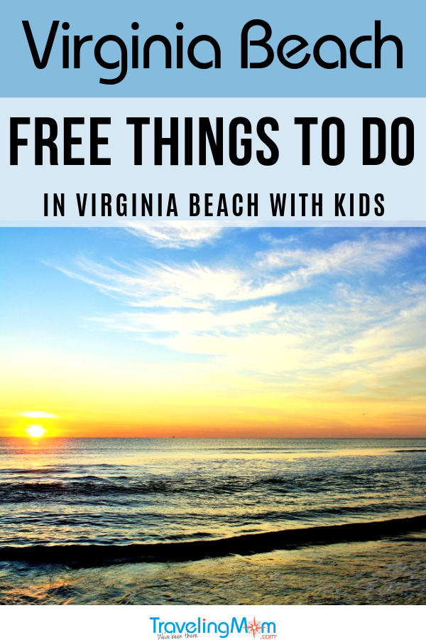 Free Things To Do In Virginia Beach with Kids