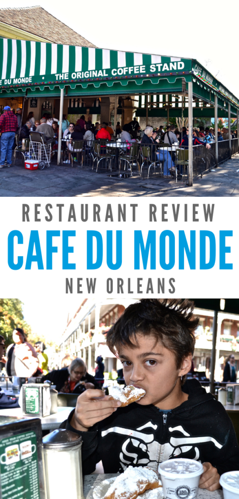 Cafe Du Monde New Orleans - Be Careful, You Might Never Leave!