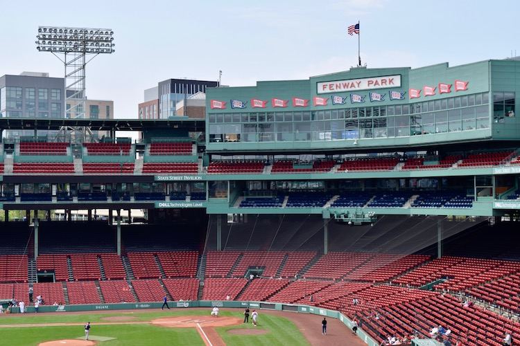 Fenway Park is a living baseball museum and one kids will enjoy including seeing a view from the top of the Green Monster