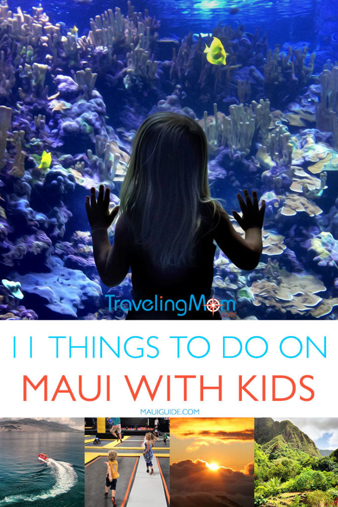 Families love visiting Maui with toddlers. We have a list of things to do and tips for visiting Hawaii with children.