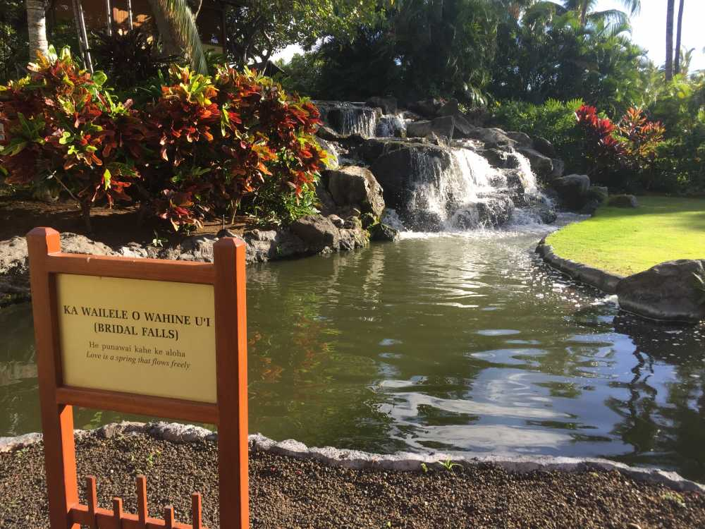 Pampering and Hawaiian culture at the Fairmont Orchid on the Big Island