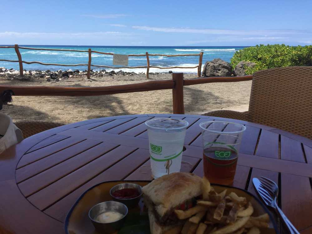 Hawaiian culture is plentiful at the Fairmont Orchid on Hawaii Island