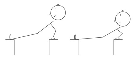 Stick Man Bed Dips