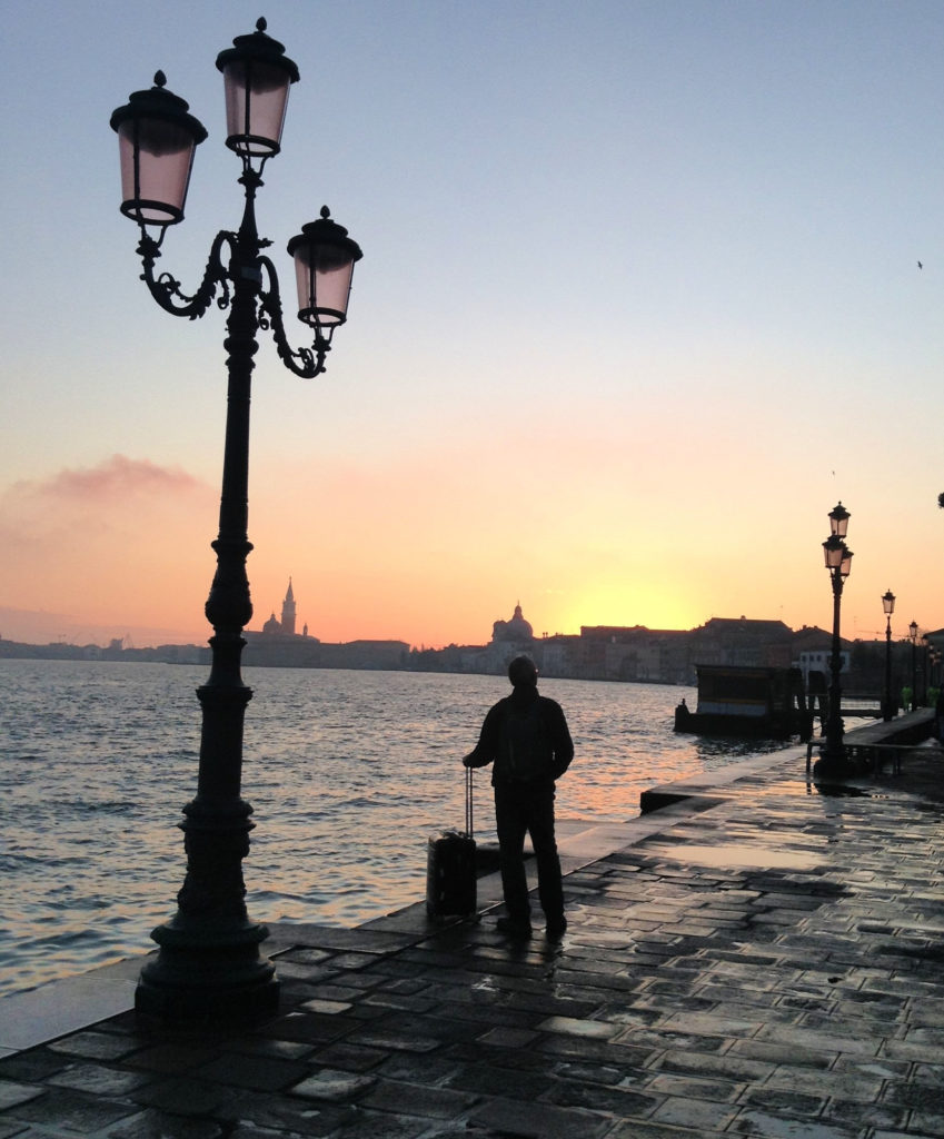 The barge and bike tour of Italy