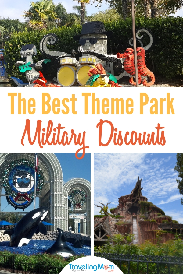 Learn how to save hundreds with the best theme park military discounts.