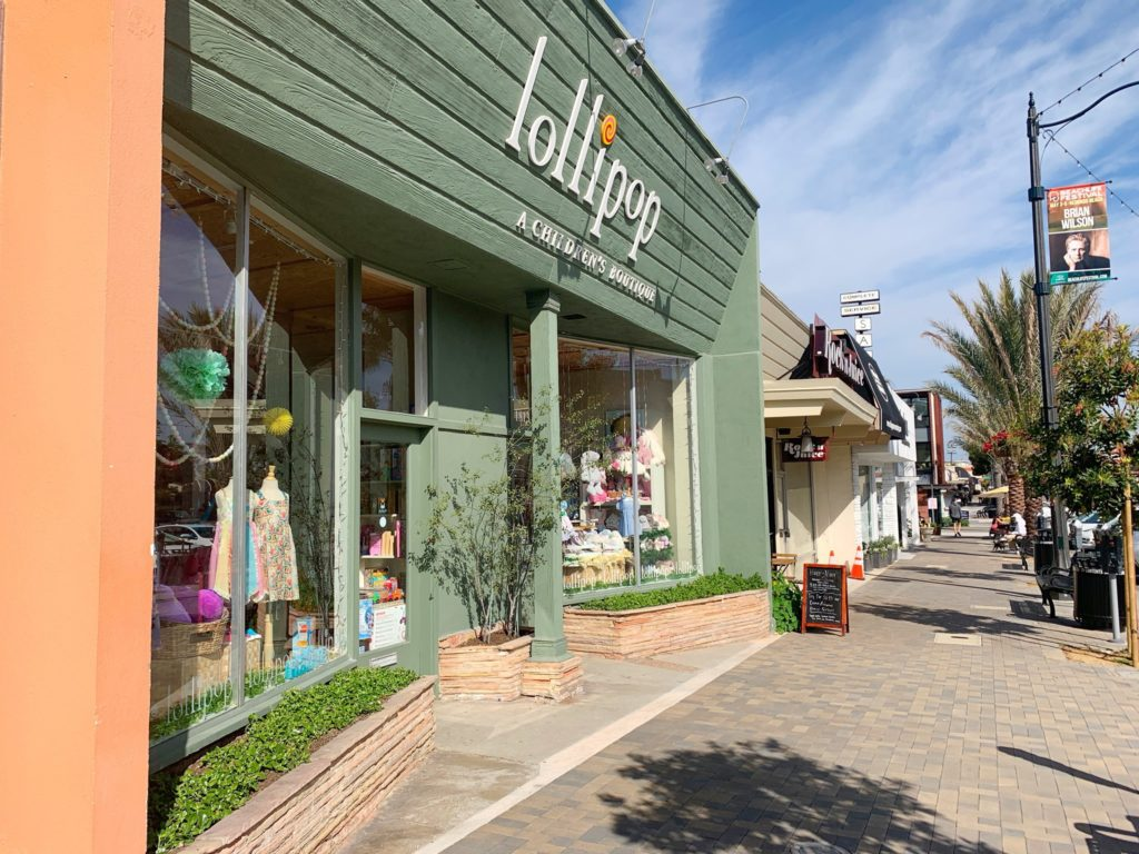 Shopping is on the list of things to do in Redondo Beach.