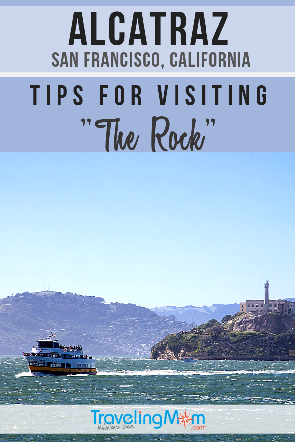"Is a visit to Alcatraz in San Francisco good for the family? Get the tips on visiting this California National Park, taking a cruise & what to expect on ""The Rock""."