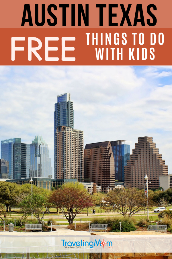 Family vacations made great with these budget-friendly FREE things to do in Austin Texas! A great mix of indoor and outdoor activities with children in the city. #TMOM #Austin #Texas #Freein50States | Budget Travel | TravelingMom