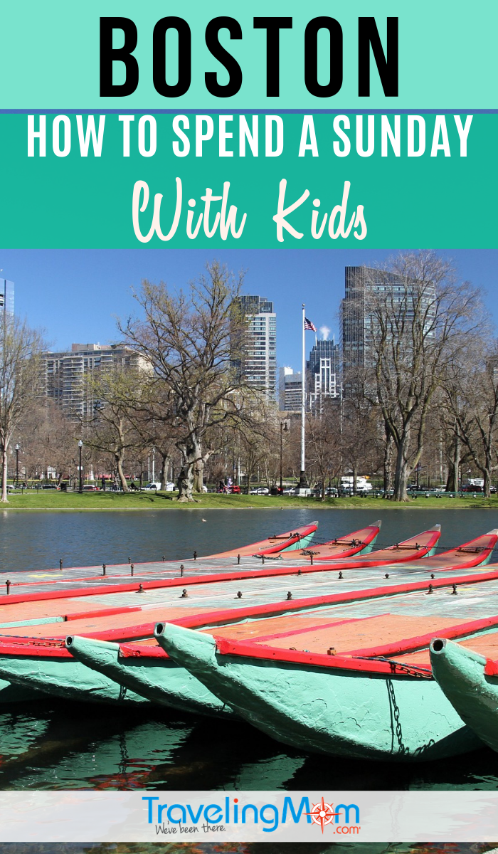 Only have a Sunday to see Boston Massachusetts with kids? These ideas of things to do on Sunday will give you ideas from where to have brunch to a leisurely walk on the Freedom Trail. #TMOM #Boston #FamilyTravel | Traveling Mom | Travel with Kids | US Travel | Sunday Travel