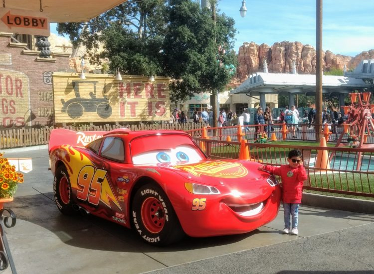 Complete Guide To Disneyland Cars Land Traveling Mom