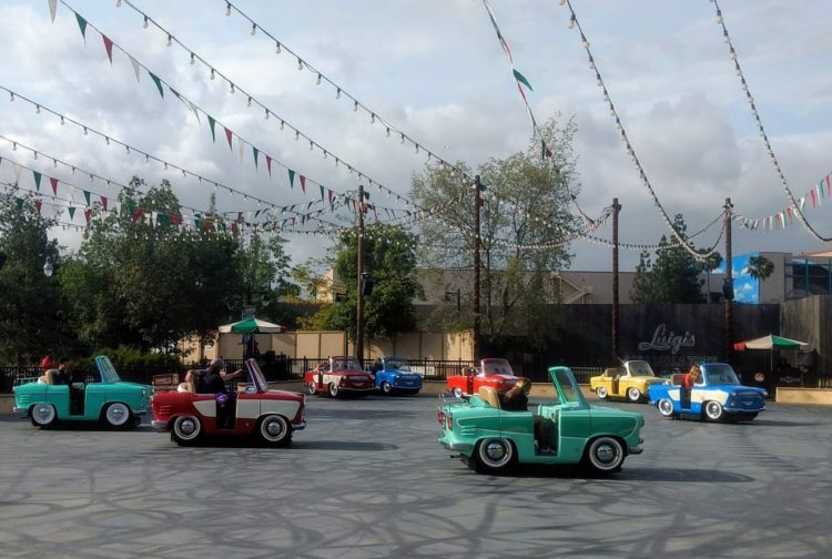 Luigis Rollicking Roadsters