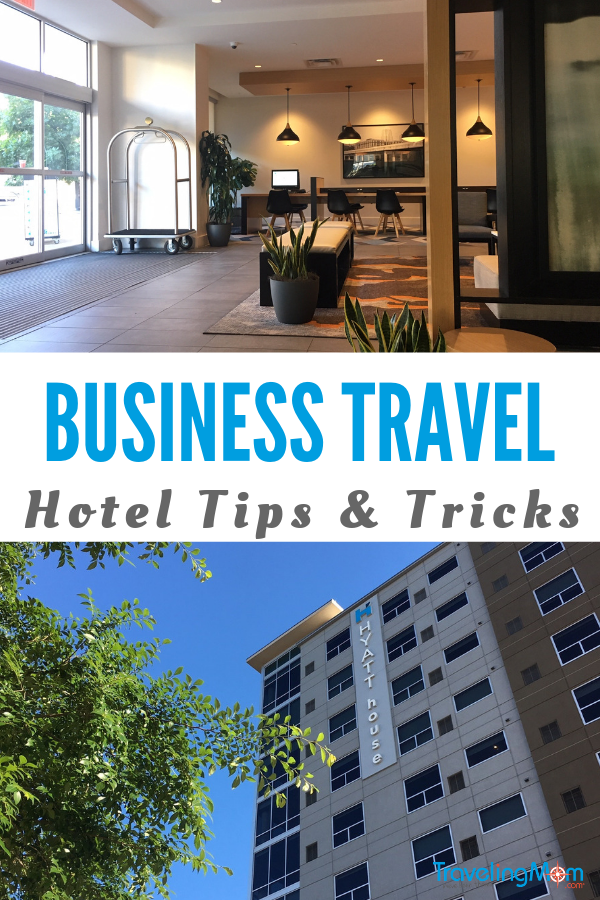 Learn business travel best practices for your next hotel stay.