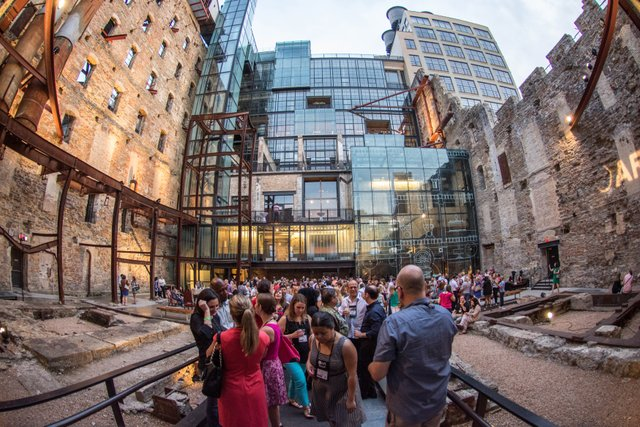 The Mill City Museum is on the TravelingMom list for Minneapolis things to do.