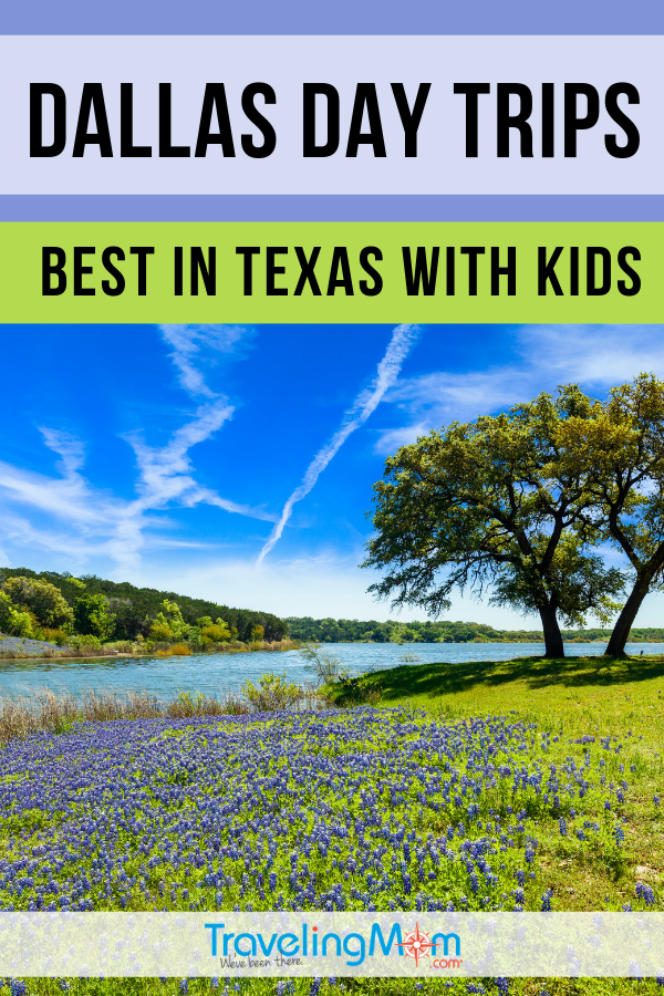 Get the family out of the city with these day trips out of Dallas. See the best of Texas at these kid-friendly destinations just a few hours drive from the city. #TMOM #Dallas #Texas #DayTrips | TravelingMom | Family Travel | Travel with Kids