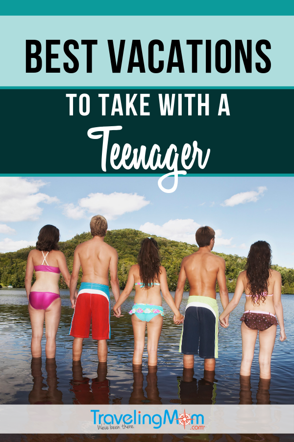 Before your teens head off to college, these are the must-do travel adventures to have! Read our suggestions for the best vacation USA destinations with teenagers from coast to coast. #TMOM #Teenager #USA | TravelingMom | Family Travel | Travel with Teens