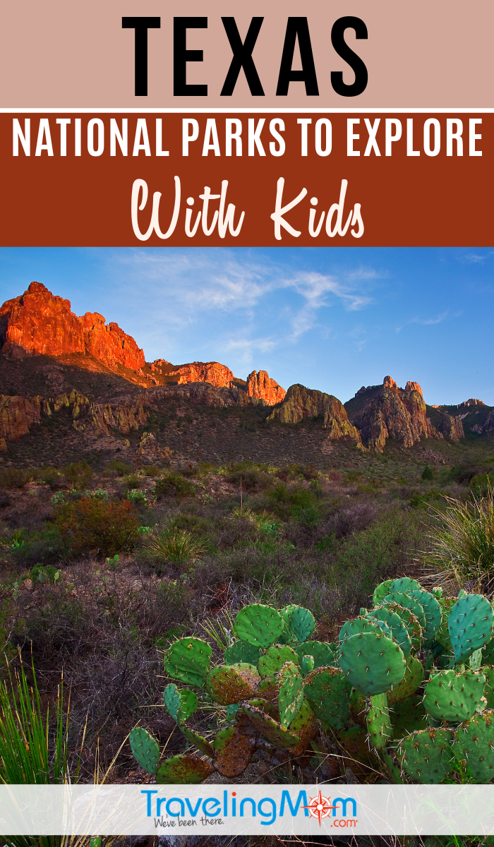 Explore the beauty of the great outdoors at these National Parks in Texas. Get the tips on traveling with kids including beaches, sanctuaries and mountain hiking. #TMOM #Texas #NationalParks #USA | TravelingMom | United States Travel | Travel with Kids