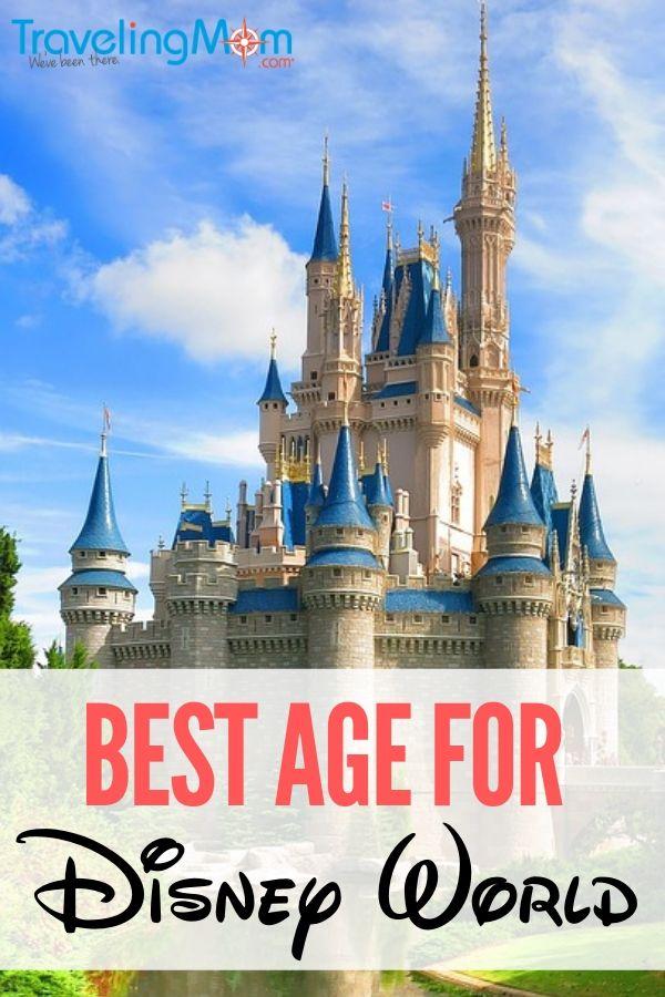 Are you wondering what the best age for Disney World is with kids? We've got tips for taking children on this family vacation to Magic Kingdom.