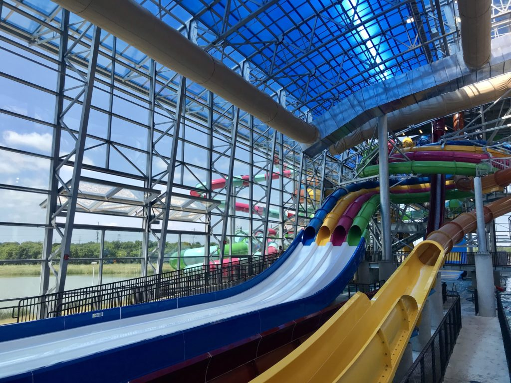 Epic waters is the best indoor Texas waterparks