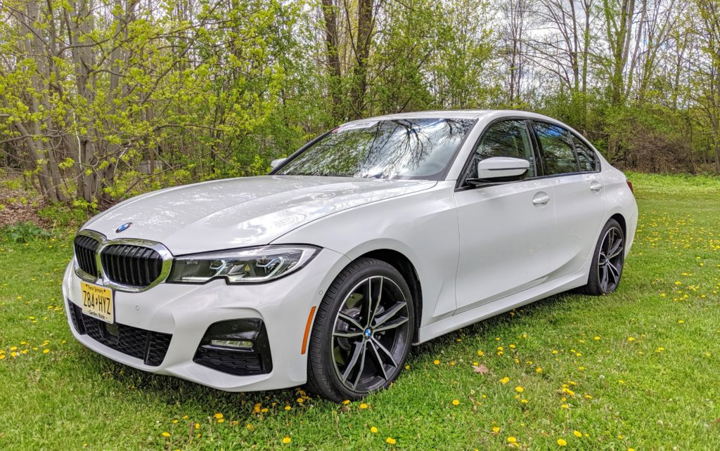 BMW 3 Series sedan is a family vehicle of the year candidate.