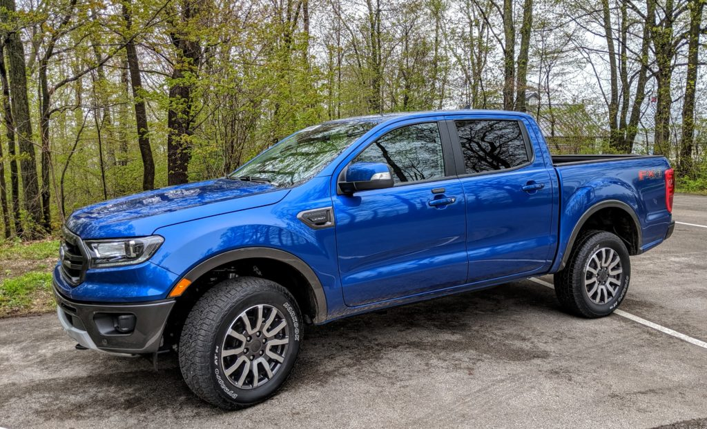 The Ford Ranger pickup is a family vehicle of the year candidate.