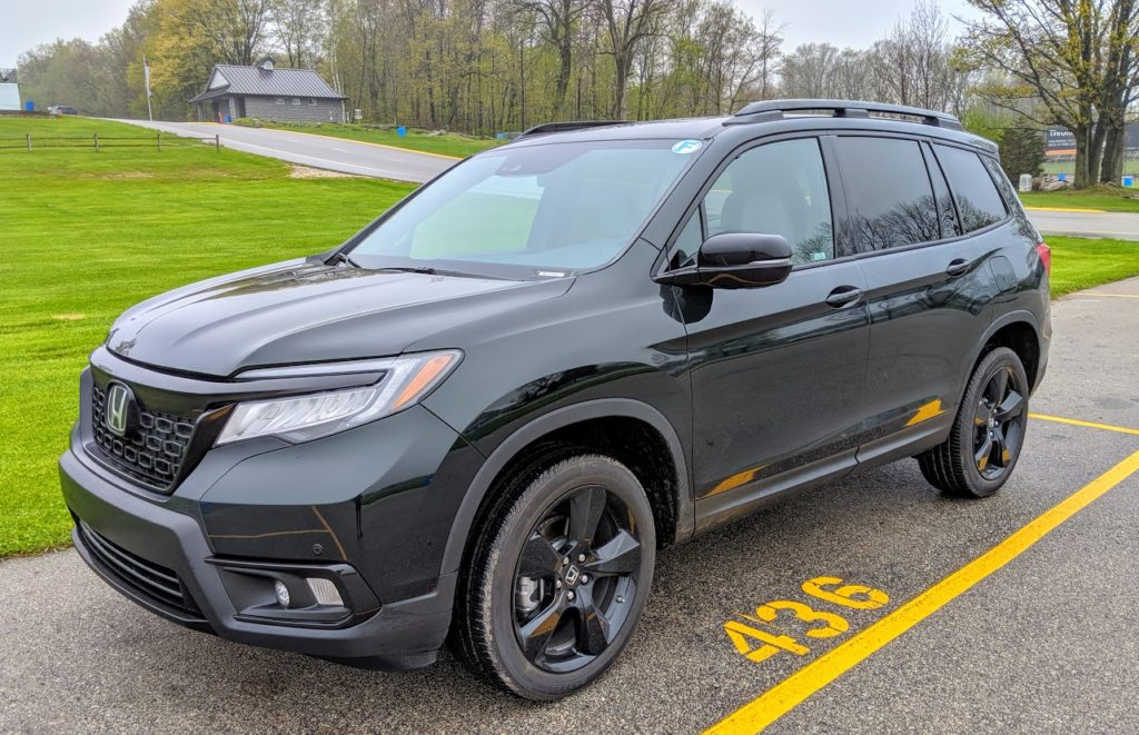 The Honda Passport is a family vehicle of the year candidate.