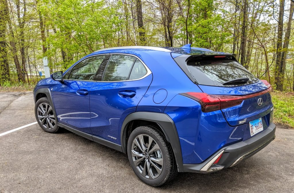 Lexus UX is a family vehicle of the year contender.
